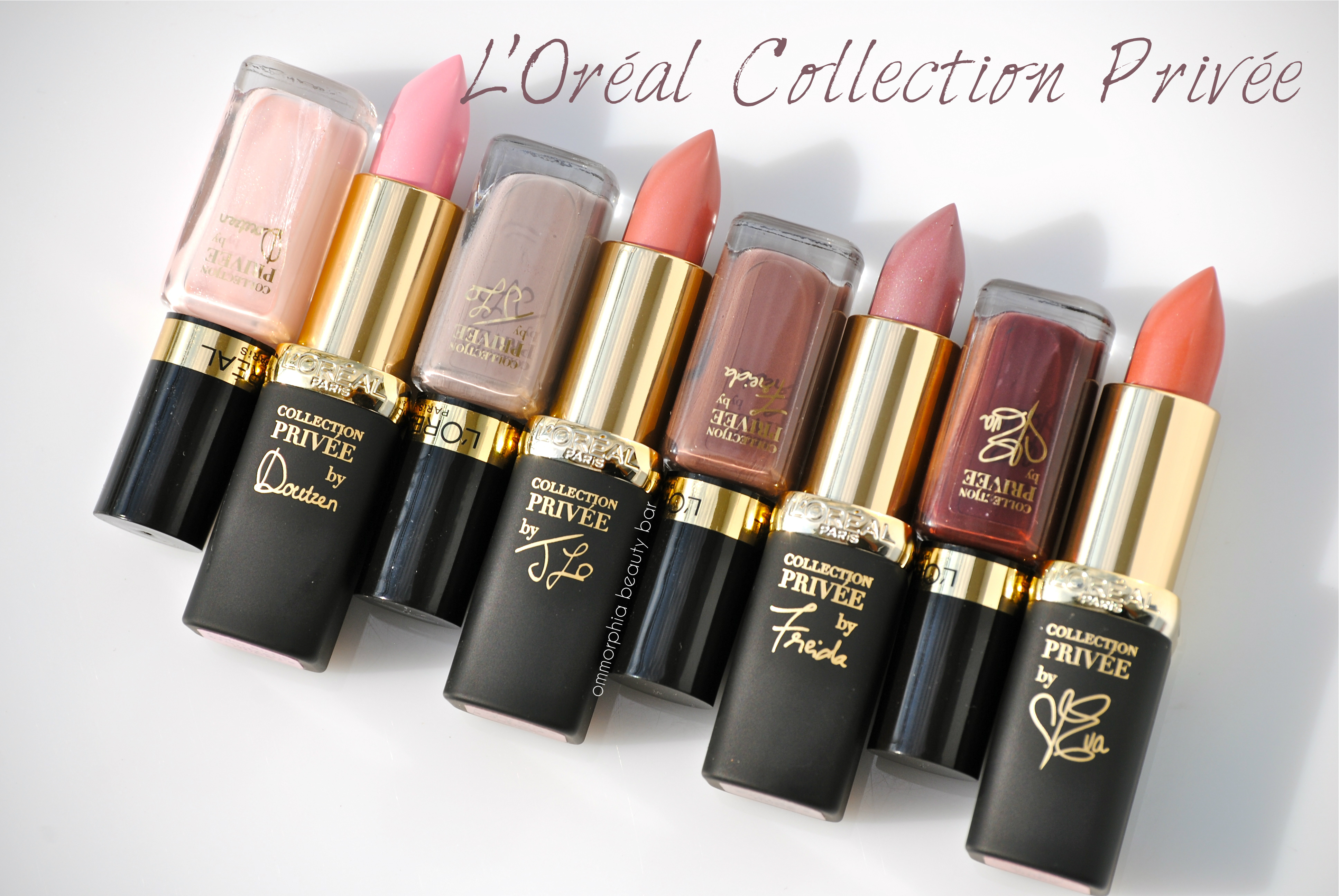 L'oreal Collection Privee Colour Riche Lipstick L'oréal Collection Privée