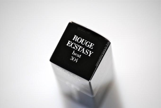 GA Rouge Ecstasy Heat label