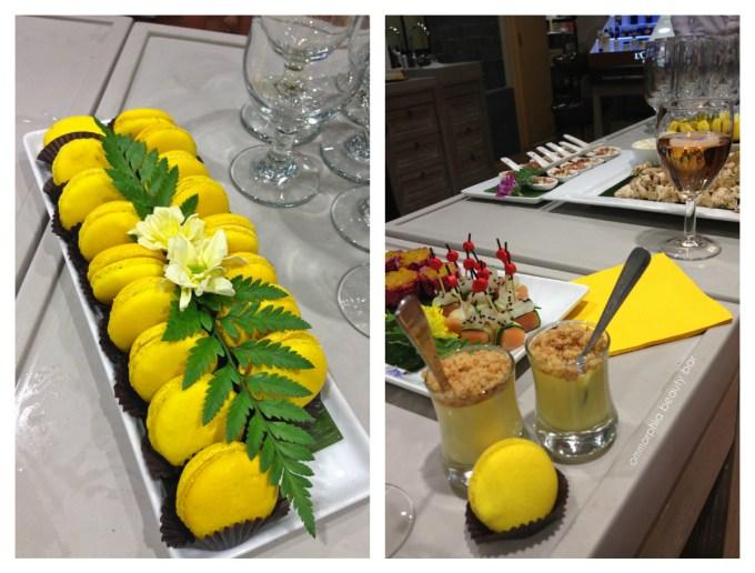 L'Occitane event desserts