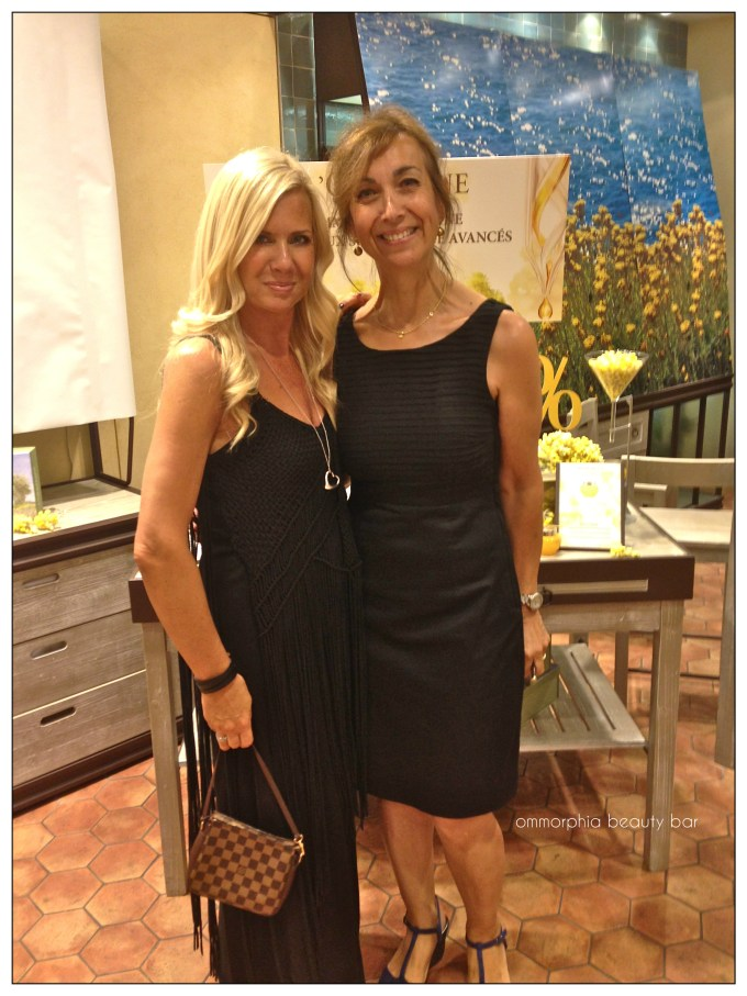L'Occitane event with OP