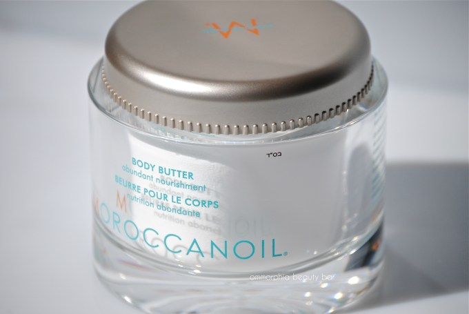 Moroccanoil Body Butter closer