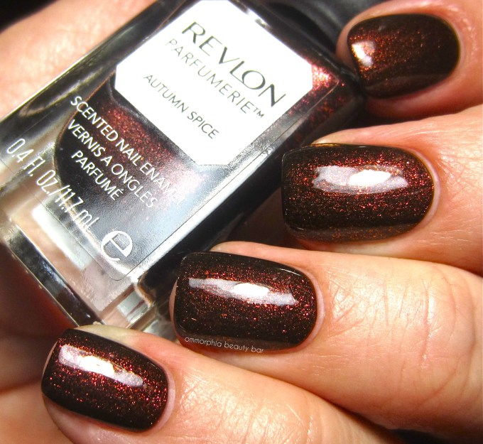 Revlon Autumn Spice swatch