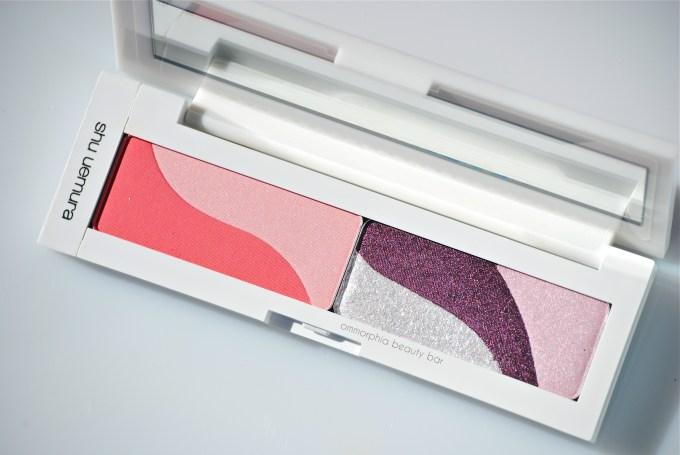 shu uemura Sweet pink & Allure Mauve