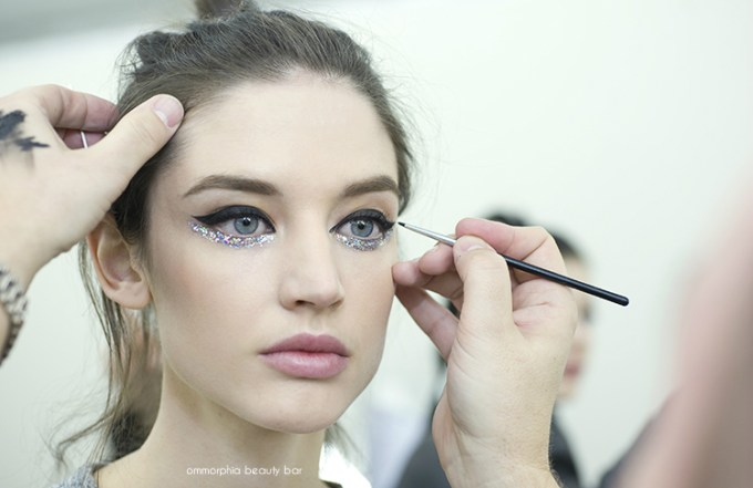 Chanel SS 2014 Haute Couture makeup 5