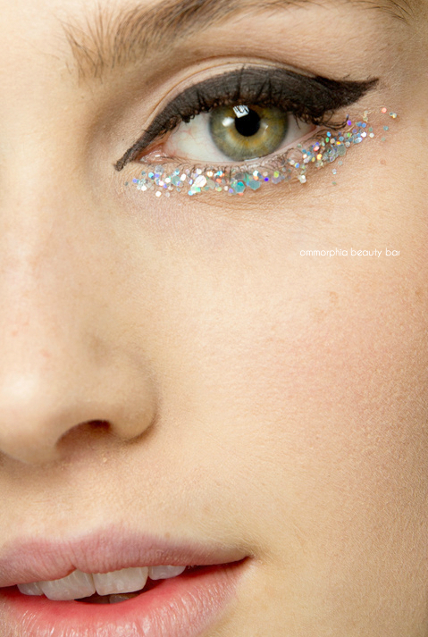 CHANEL SS 2014 Haute Couture makeup