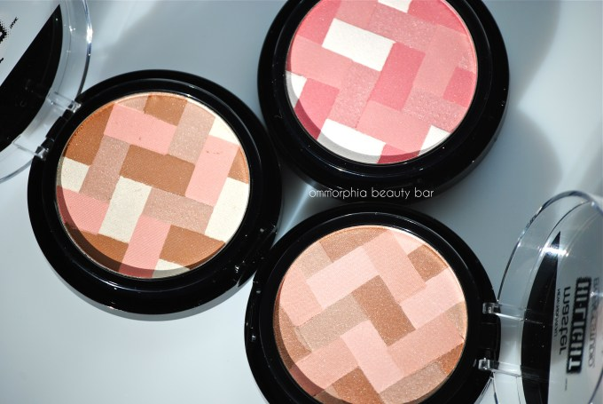 Maybelline Master Hi-Light Blushes