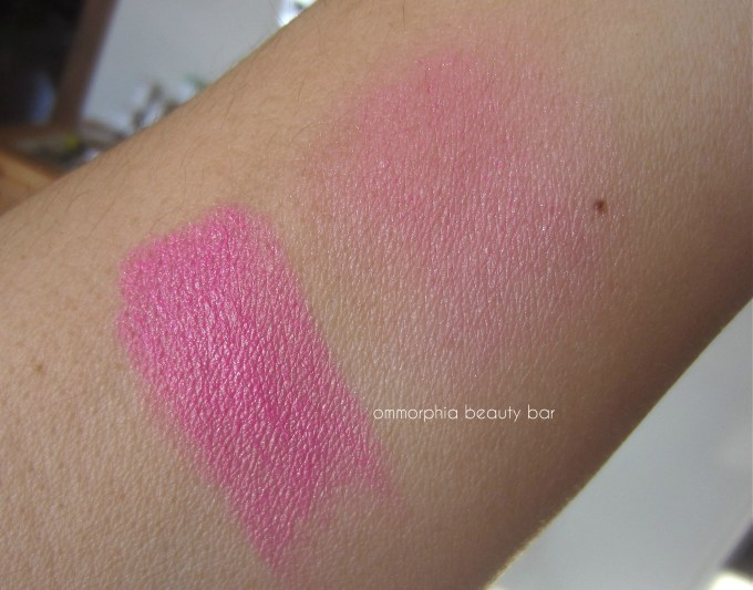 Maybelline Pink Fever swatch