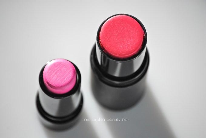 Maybelline Pink Fever vs NARS Cadaqués 2