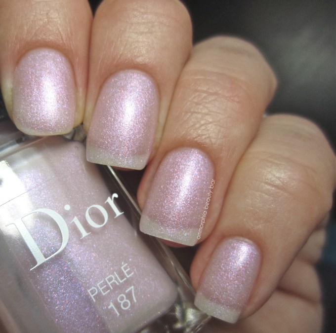 Dior Perle swatch 2