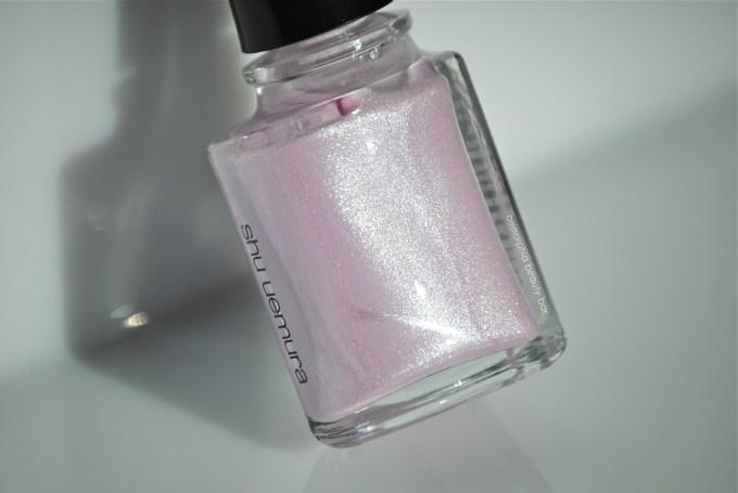 shu uemura lavender pearl