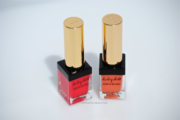 YSL Baby Doll Kiss & Blush 2