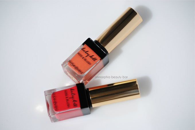 YSL Baby Doll Kiss & Blush