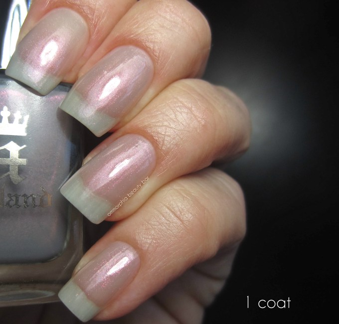 a-england Hurt No Living Thing 1 coat swatch