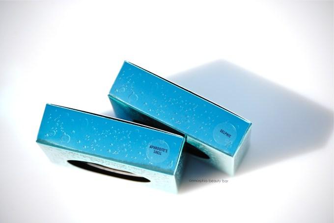 MAC Extra Dimension Bronzing Powders labels