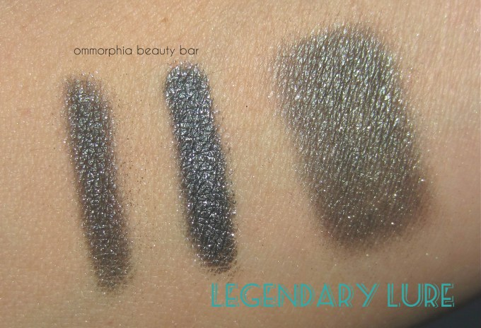 MAC Legendary Lure swatch