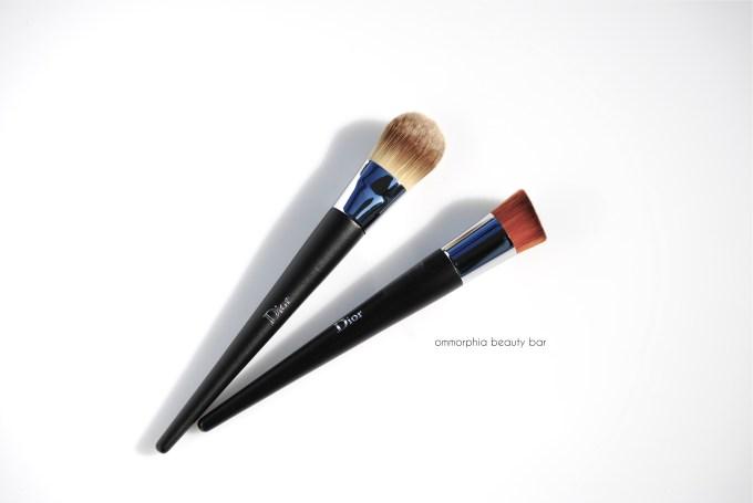 Dior Fluid Foundation Brushes opener