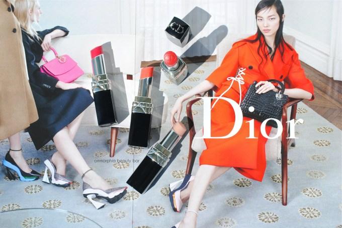Rouge Dior Baume opener