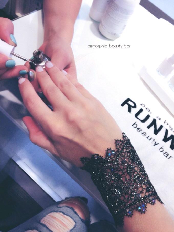 Runway Beauty Bar mani 1