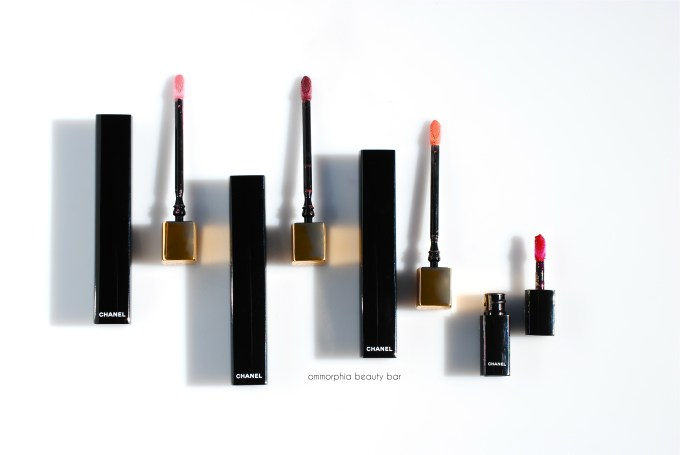 Chanel Rouge Allure Gloss Fall 2014 Chanel Rouge Allure Gloss