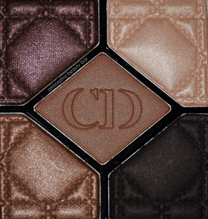 Dior Cuir Cannage macro flash