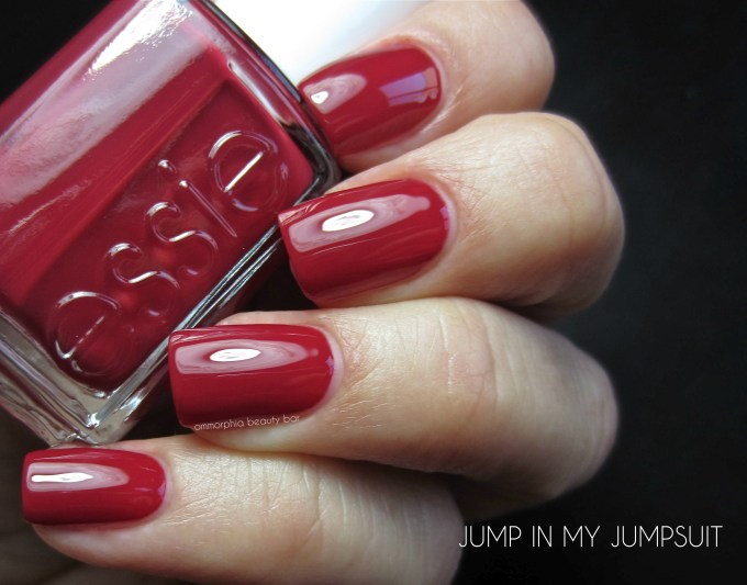 Essie Jump In My Jumpsuit swatch