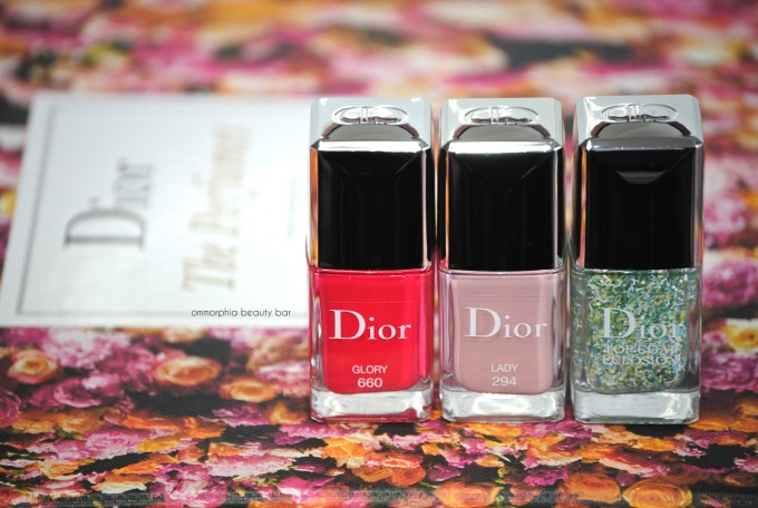 Dior Lady, Glory & Eclosion opener