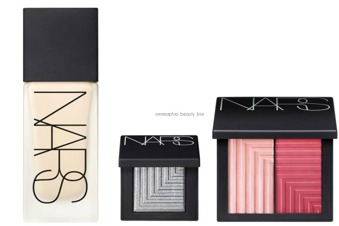 NARS for Laura Carmichael products