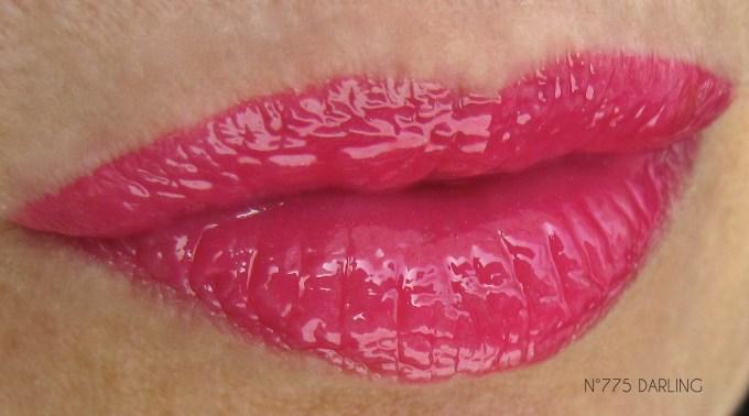Dior Rouge Brillant Darling swatch