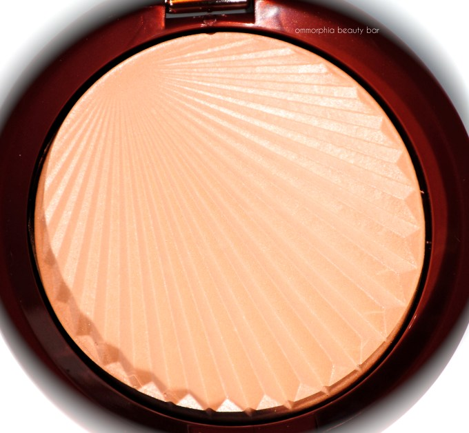 EL Bronze Goddess Illuminating Powder Gelée macro