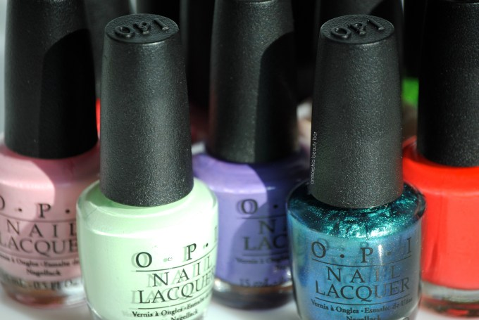 OPI Hawaii Collection 3