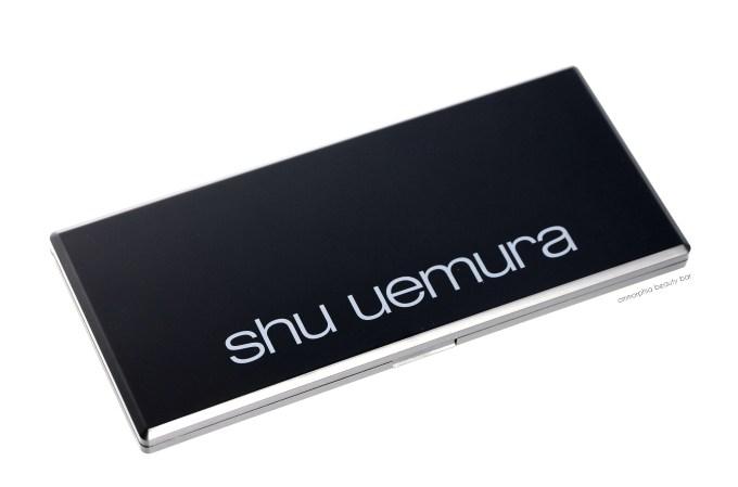 Su Uemura shu palette closed