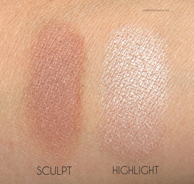 CT Filmstar duo swatches