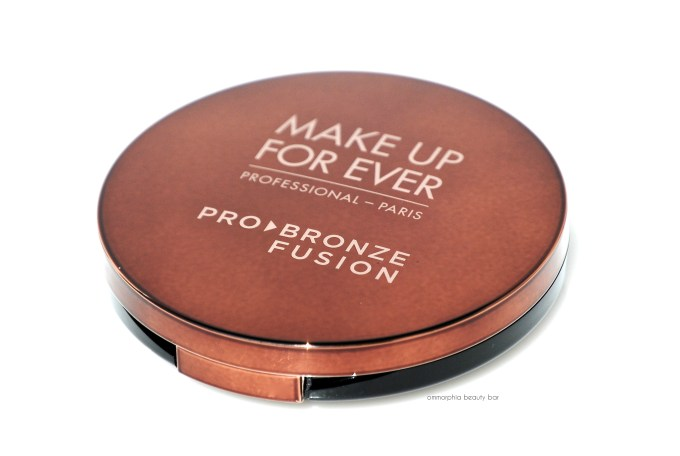 MUFE pro Bronze Fusion compact