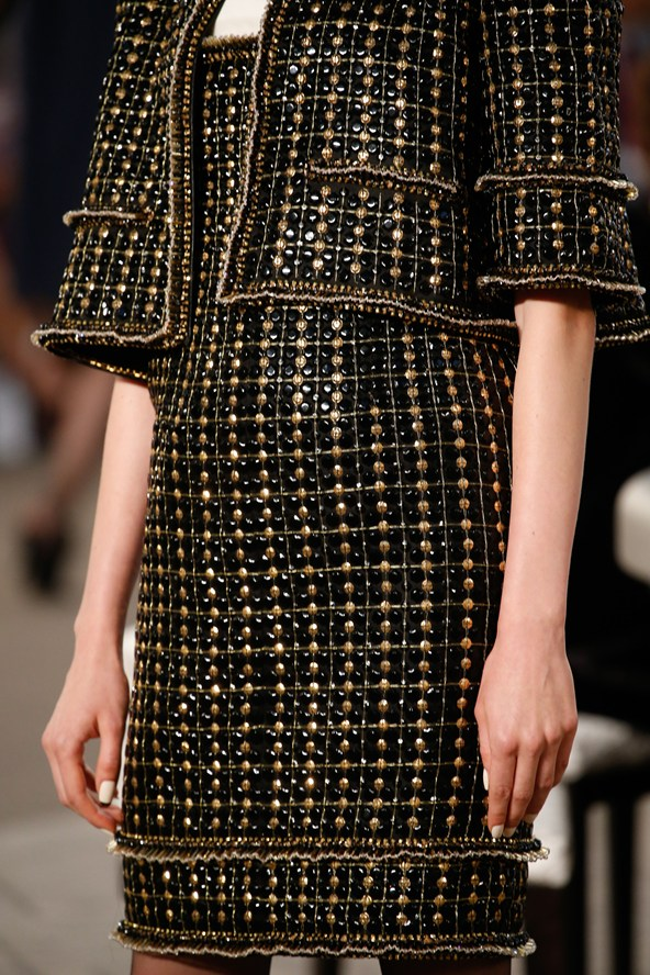 CHANEL FW:15 NAILS 1