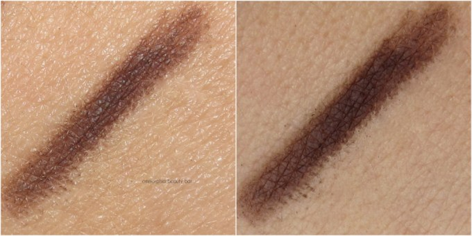 Dior 453 Soft Brown Powder Eyebrow Pencil swatches