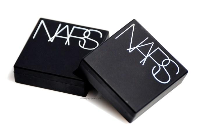 NARS Telesto & Pasiphae compacts