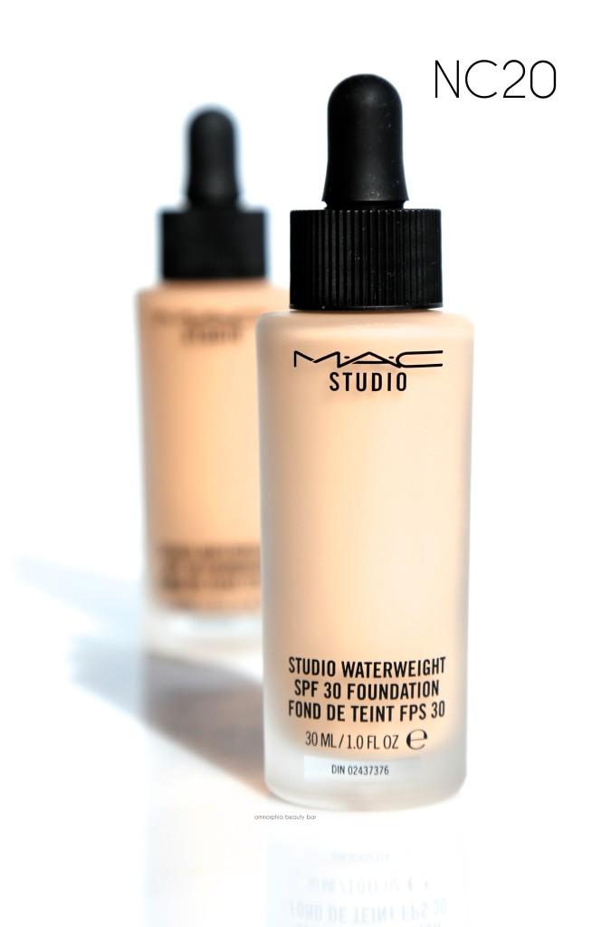 MAC Studio Waterweight NC20