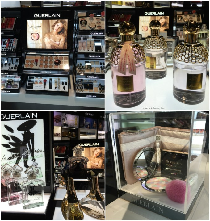 The Loop Guerlain collage