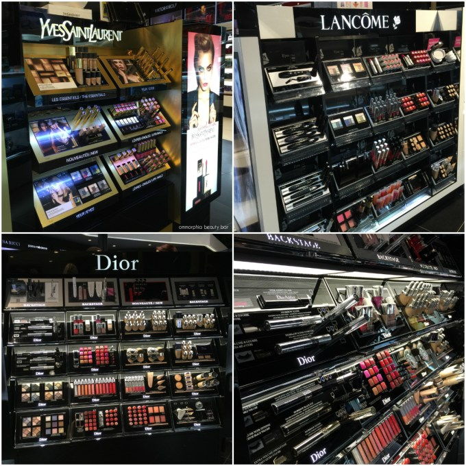 The Loop YSL, Dior, Lancome