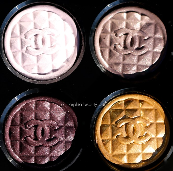 CHANEL Signe Particulier macro