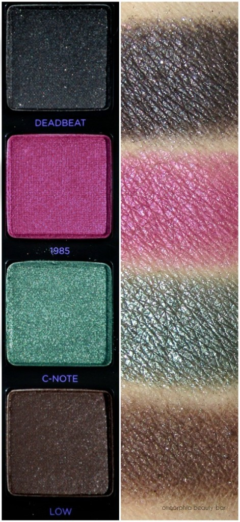 UD Vice 4 swatches row 3