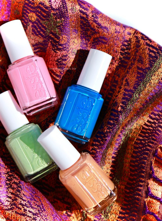 Essie Resort 2016 opener