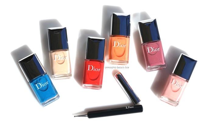 Dior Summer 2016 nail polish duos 2