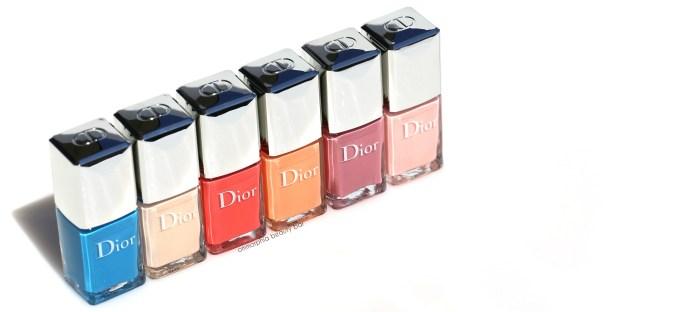 Dior Summer 2016 nail polish opener