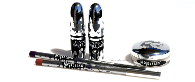 MAC Brooke Candy collection