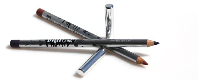 MAC Whirl & Night Crawler Lip Pencils