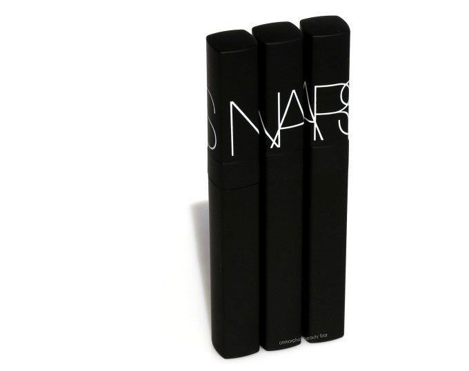 NARS Summer 2016 Lip Cover trio closed