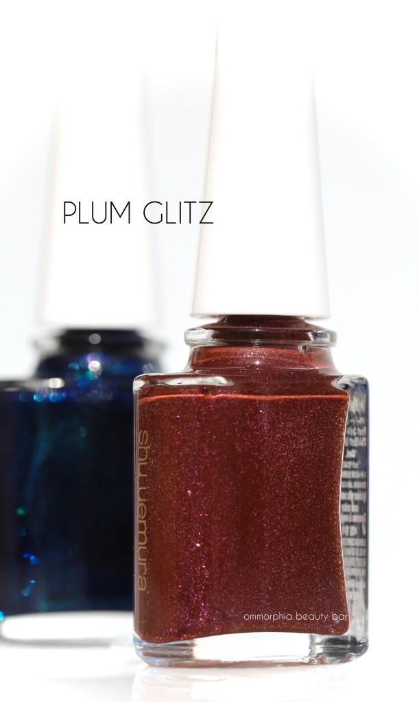 shu uemura Plum Glitz