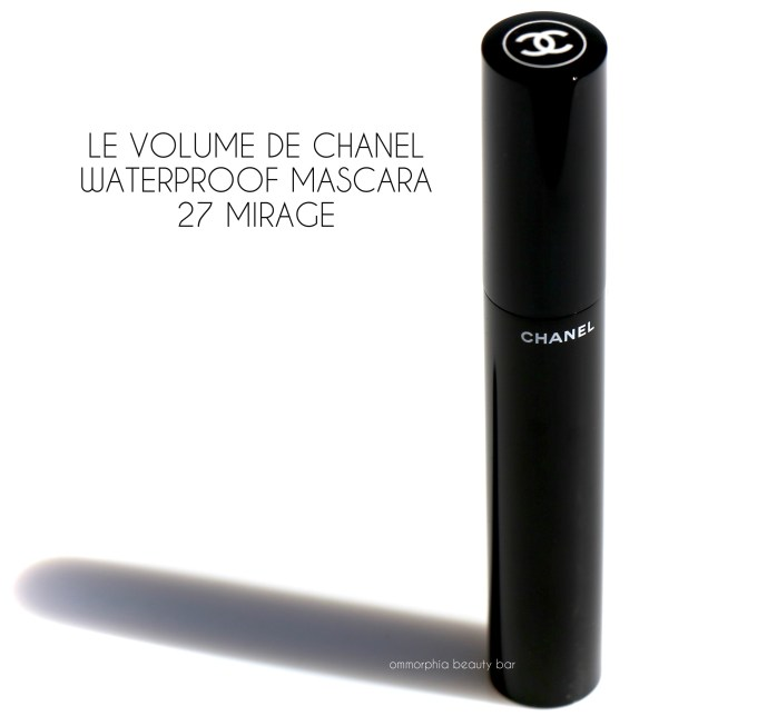 CHANEL Mirage Mascara