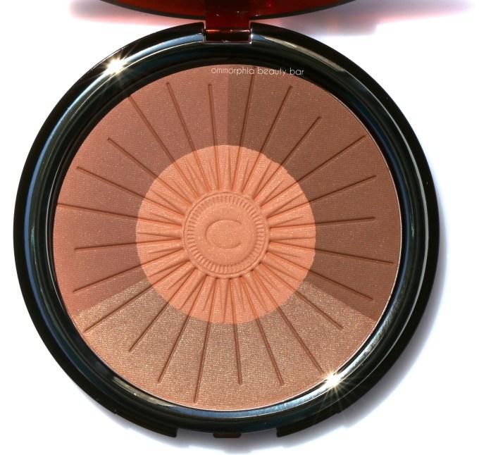 Clarins Summer 2016 Bronzing & Blush Compact macro